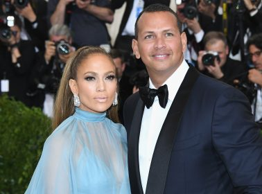 Watch A-Rod and J. Lo Work on Their Matching Set of Abs in These Cheesy Workout Videos