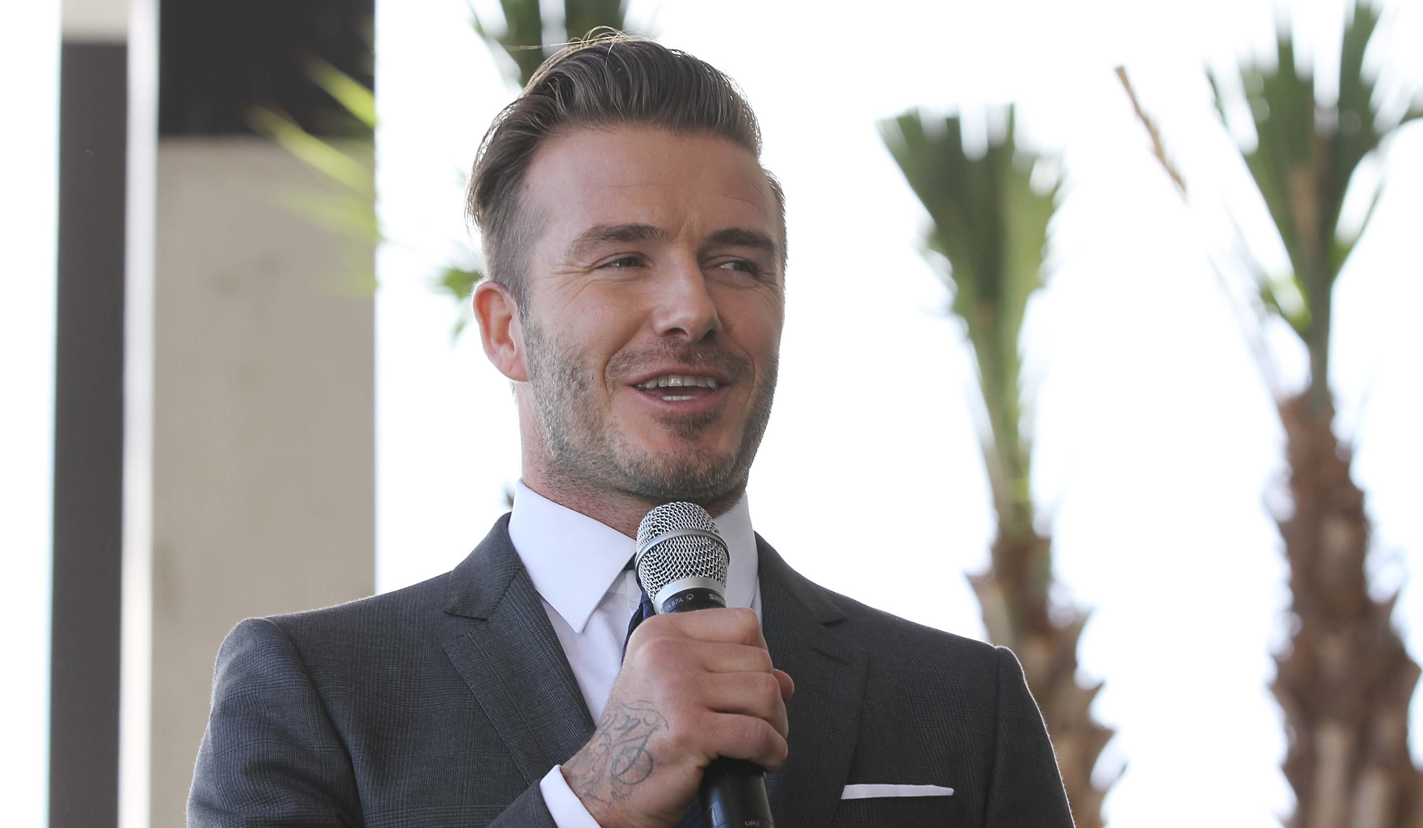 David Beckham's Miami Soccer Club Should Begin Play in 2020, According to MLS Commissioner