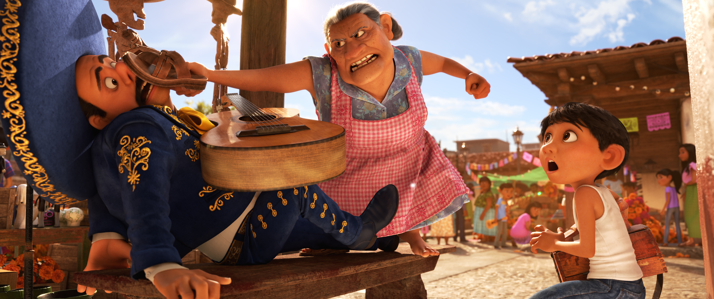 Meet the Real-Life Mexican Grandma Who Was the Model for Miguel's Abuelita in 'Coco'