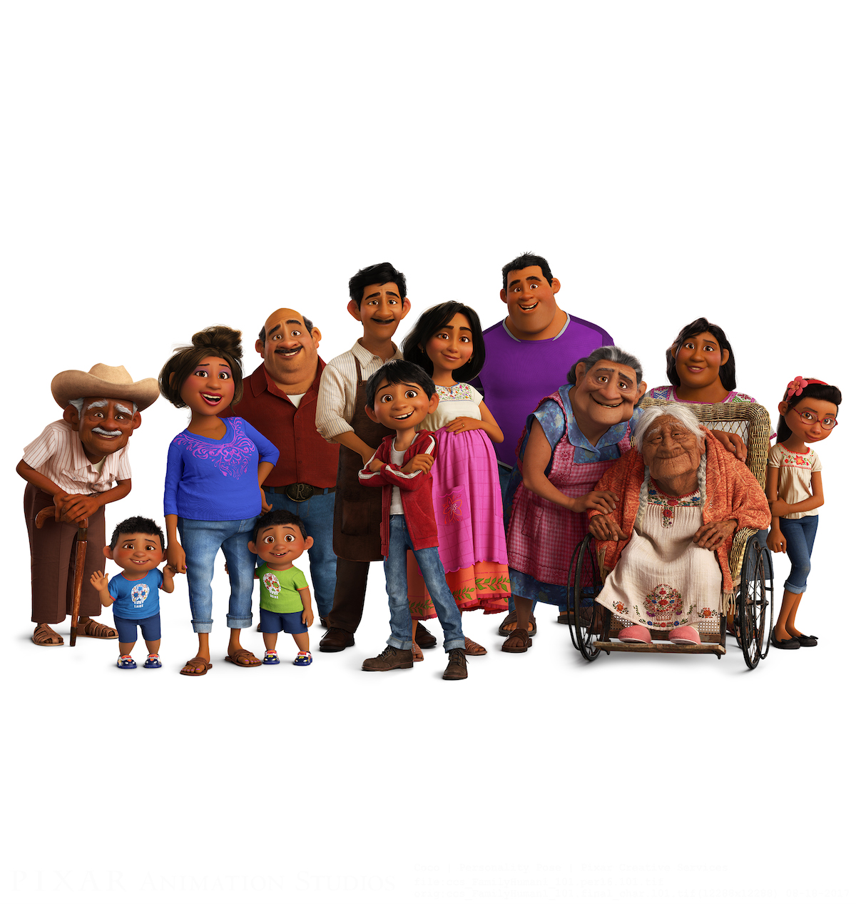Here 39 s how disney is planning to tackle diversity in 2018 for Imagenes de coco