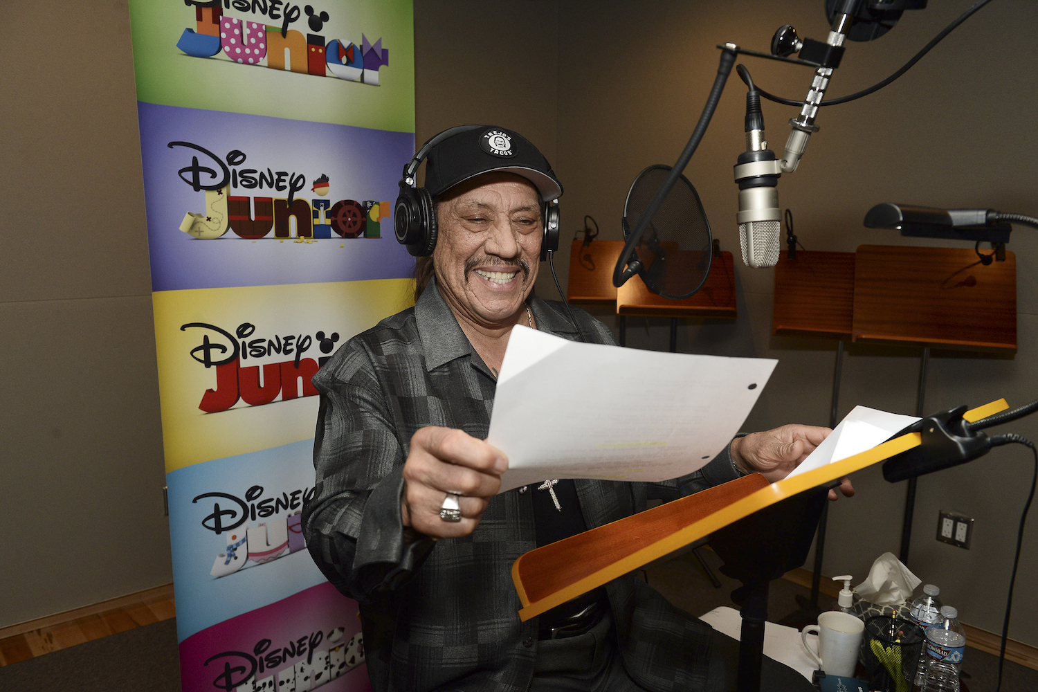 EXCLUSIVE CLIP: Professional Scary Guy Danny Trejo Plays an Adorable Gecko on 'Elena of Avalor'