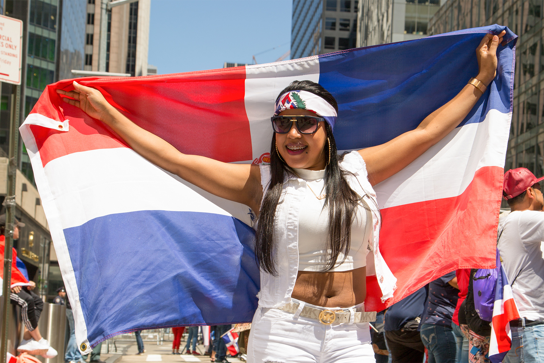 All the Fly Quisqueyano Looks We Saw at This Year's Dominican Day Parade