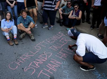 Man Accused of Vicious Charlottesville Attack Says He's Not Racist Because He's Puerto Rican