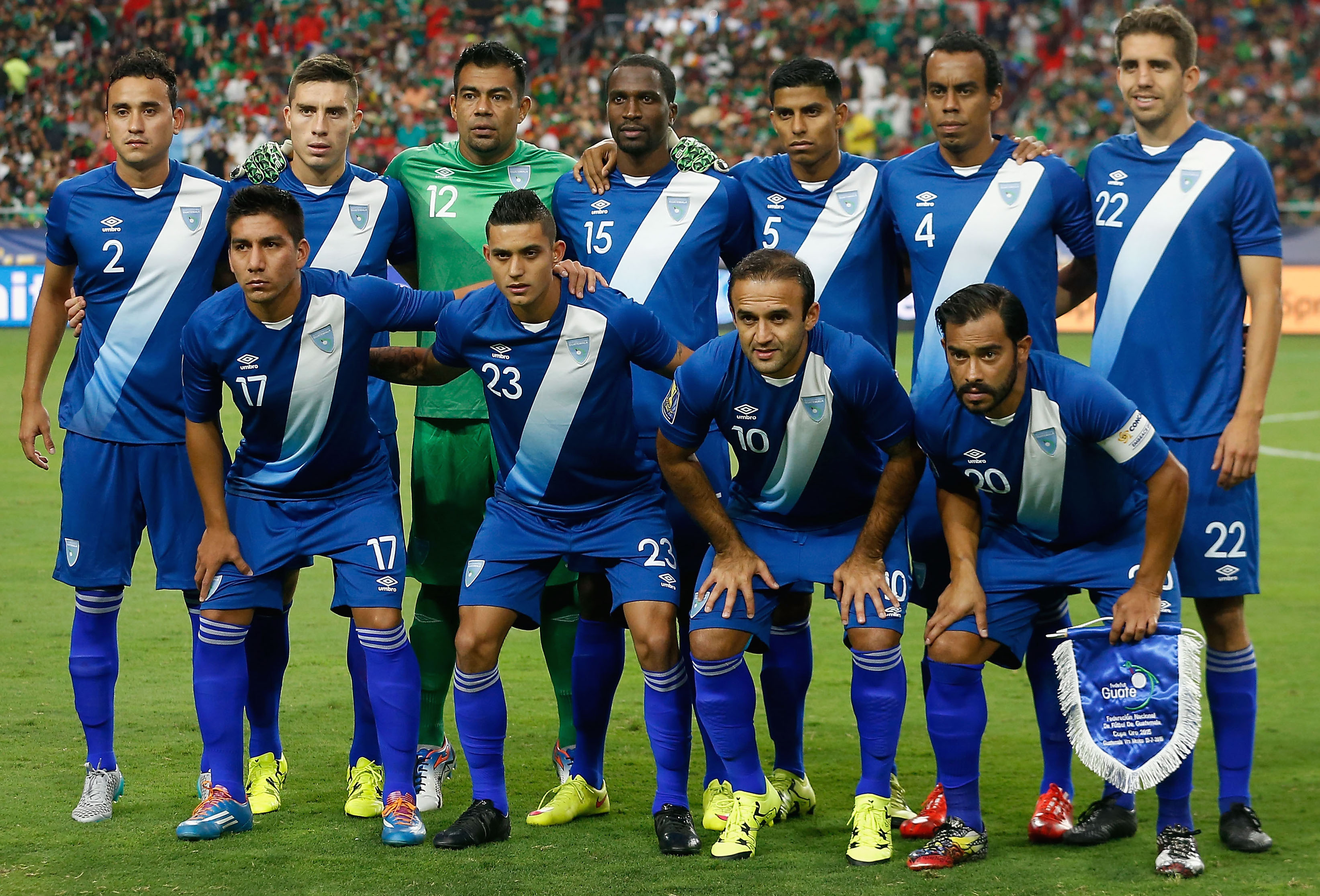 Can Anyone Save Guatemala's Soccer Federation Before It's Kicked ...