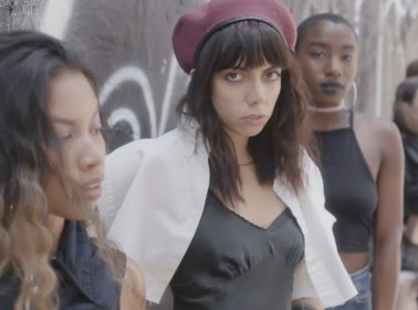 "Hurray for the Riff Raff's ""Living in the City"" Video is an Ode to New York Girl Gangs"
