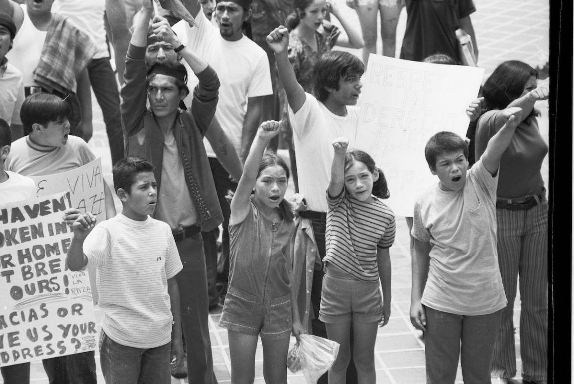 what was the chicano movement The chicano movement has been used by historians to describe a moment of ethnic empowerment and protest among americans of mexican descent beginning in the 1960s.