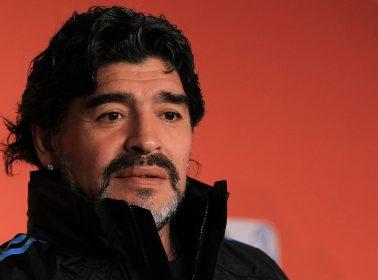 "Maradona Says He'd Fight for Maduro's ""Free Venezuela"" Because He's Chavista ""Until Death"""