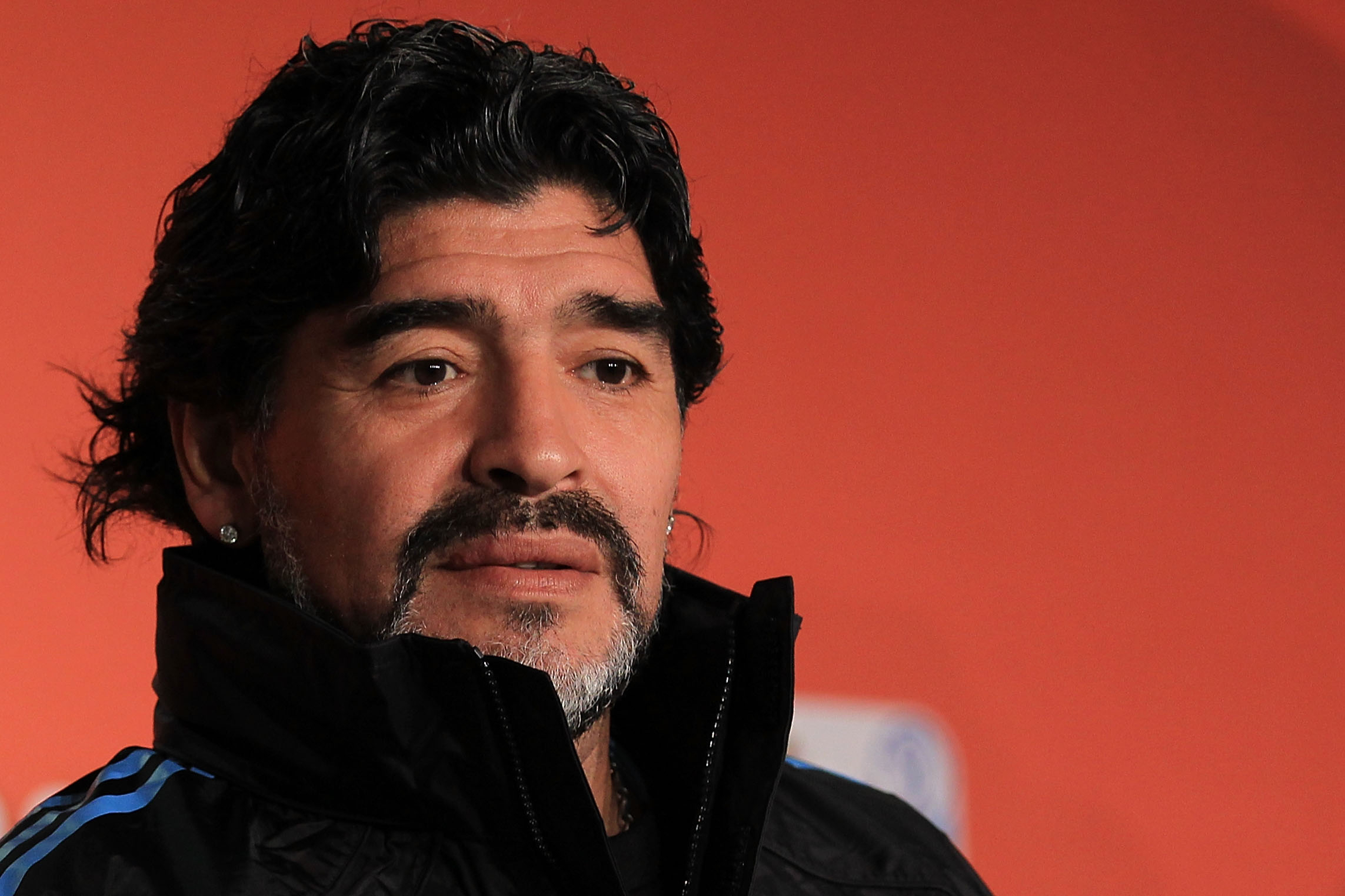 "Maradona Says He'd Fight for Maduro's ""Free Venezuela"" Because He's Chavista ""Until Death"""