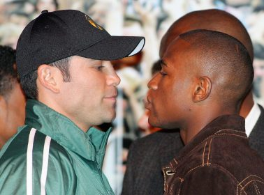 Explaining Floyd Mayweather and Oscar De La Hoya's Petty, Decade-Long Beef