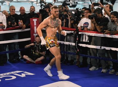 Conor McGregor Throws Shade at Canelo and GGG, Despite Having No Boxing Experience Himself