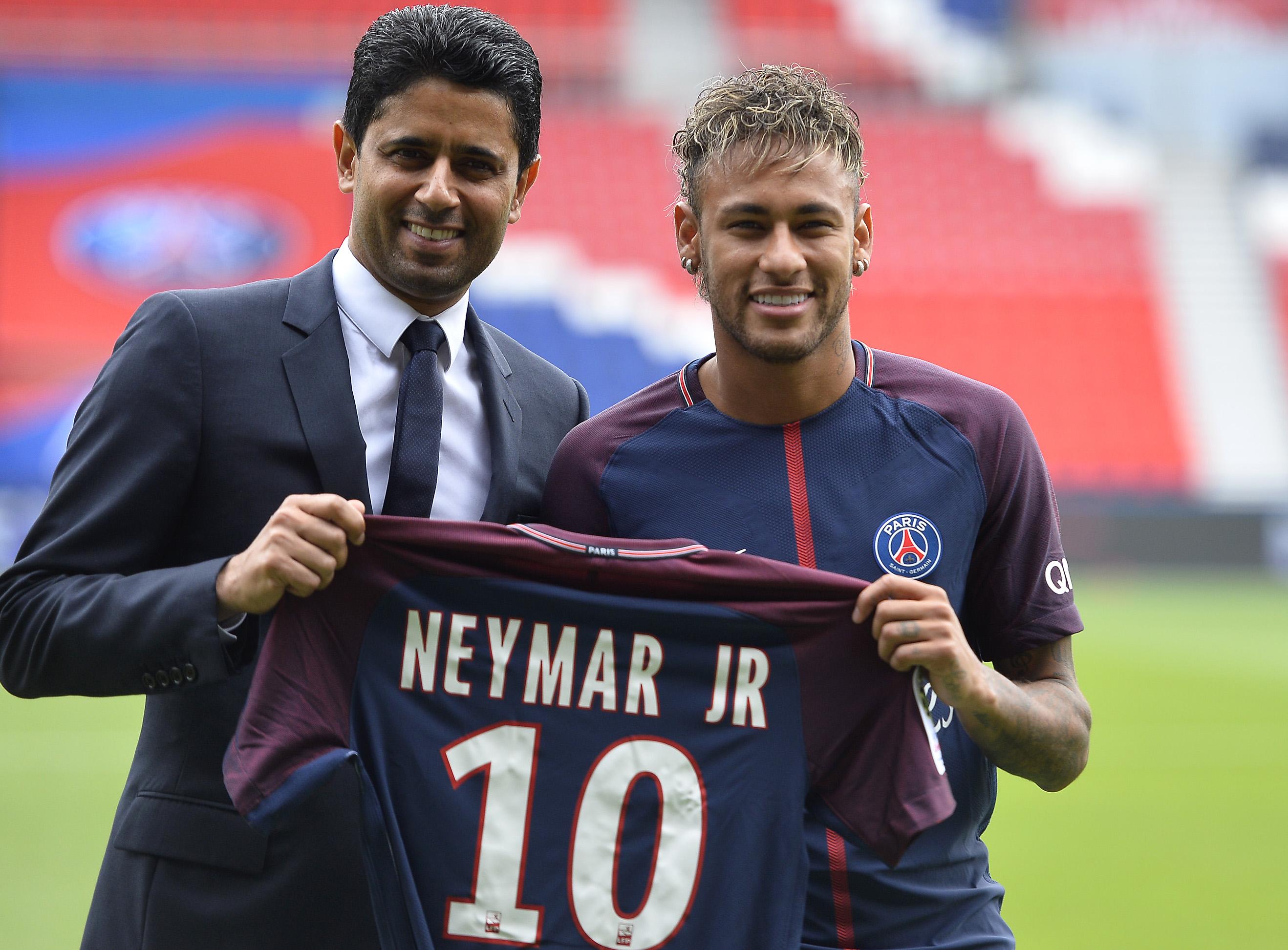 Barcelona Sued Neymar, so Neymar Sued Them Right Back