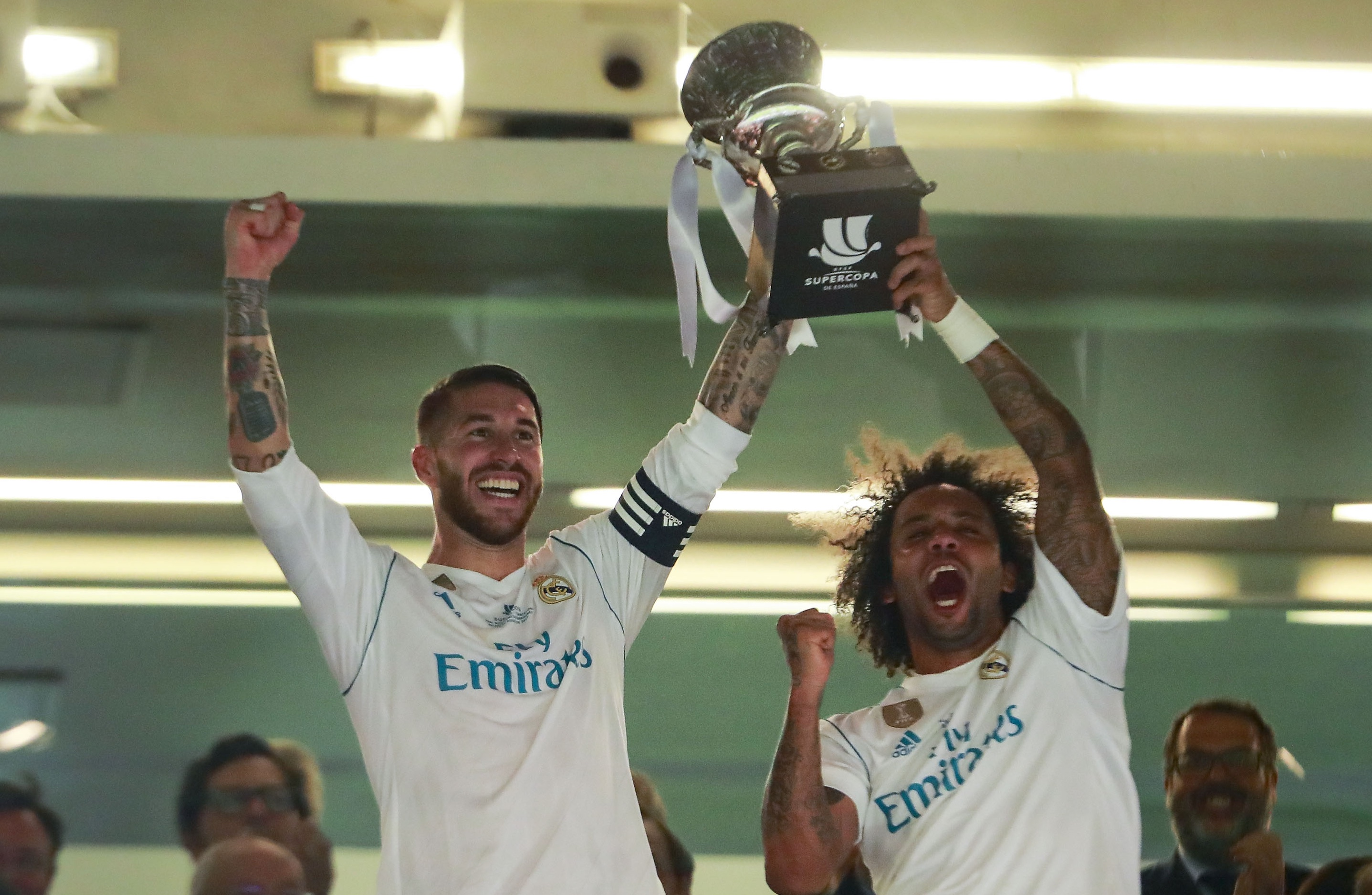 """Mexican Newspaper Celebrates Real Madrid Win With Incendiary """"White Supremacy"""" Cover"""