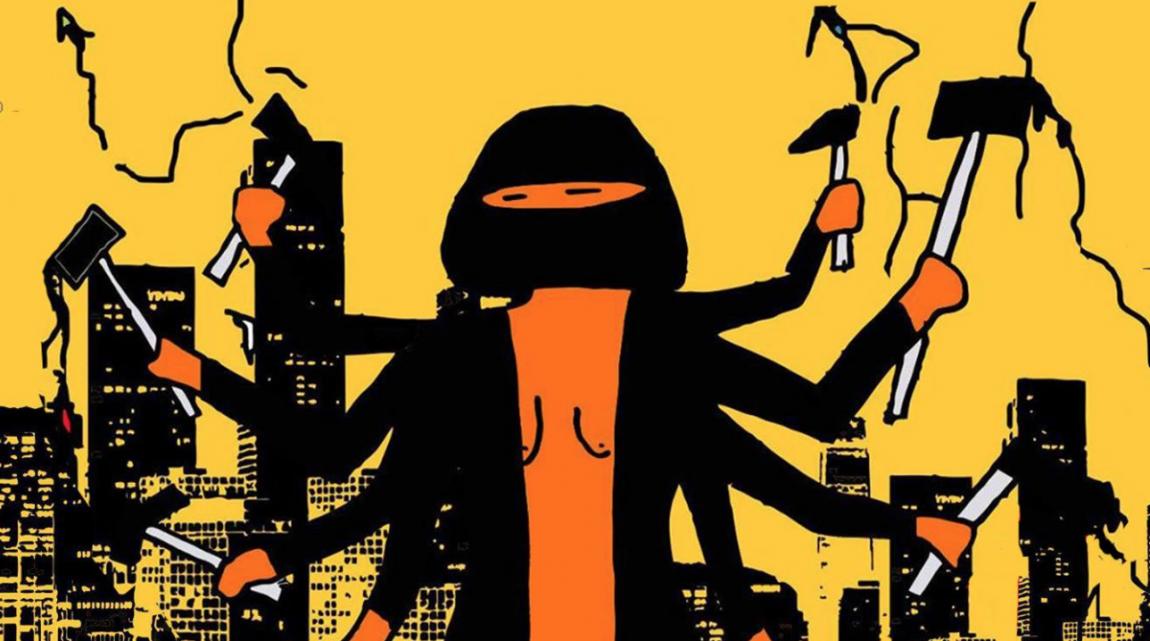 Meet Talitha, the Fearless Street Artist Taking On Machismo in Brazil's Northeast
