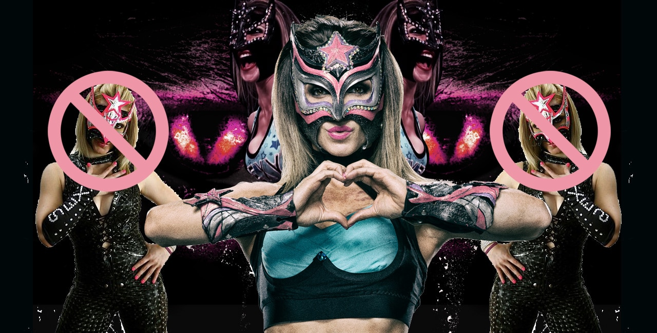 Luchadora Sexy Star Blames Everyone but Herself For TripleMania Incident That Left a Wrestler Injured