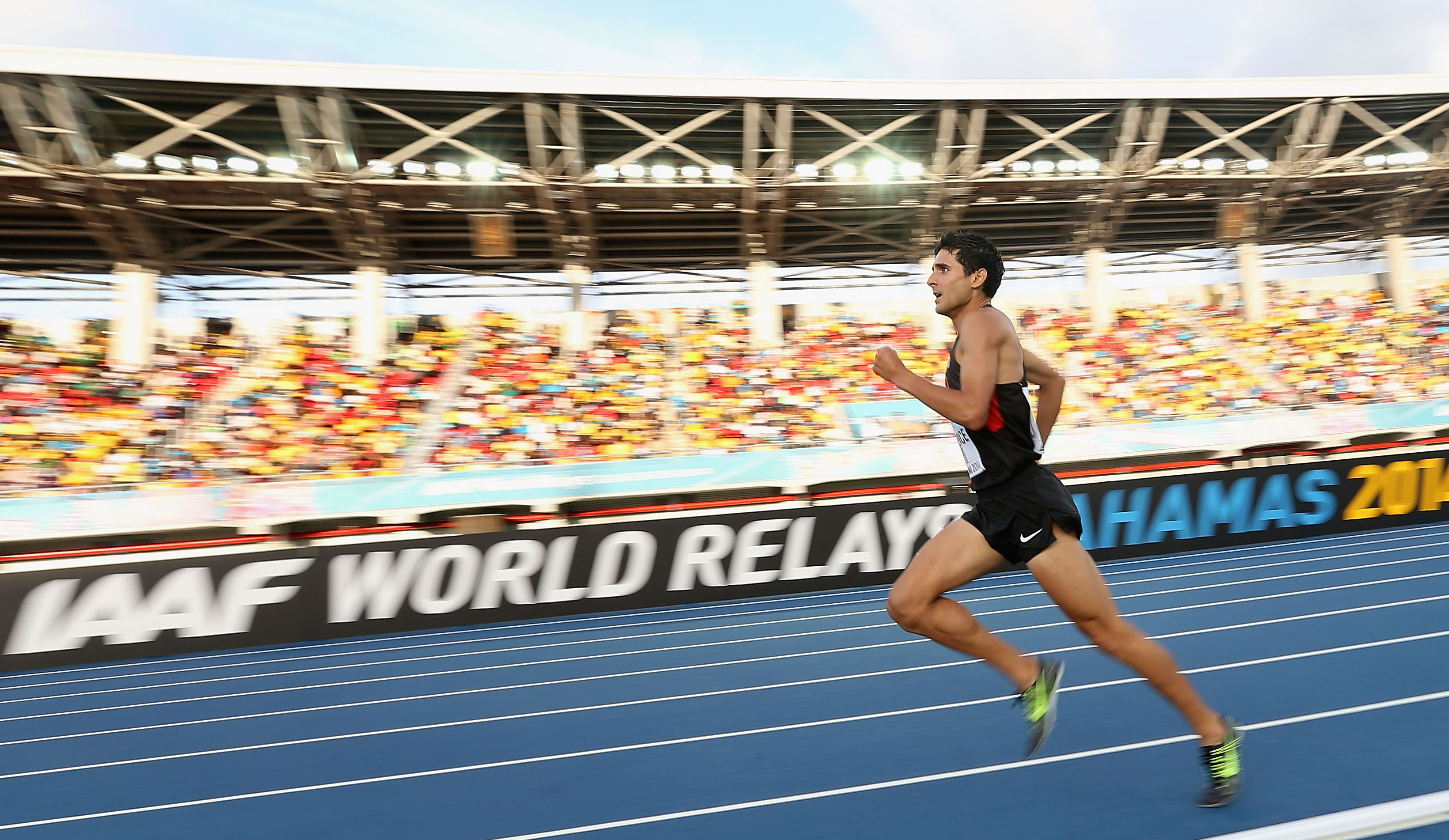 Beloved Runner and Peru's Mile Record-Holder David Torrence Was Found Dead In Arizona Pool