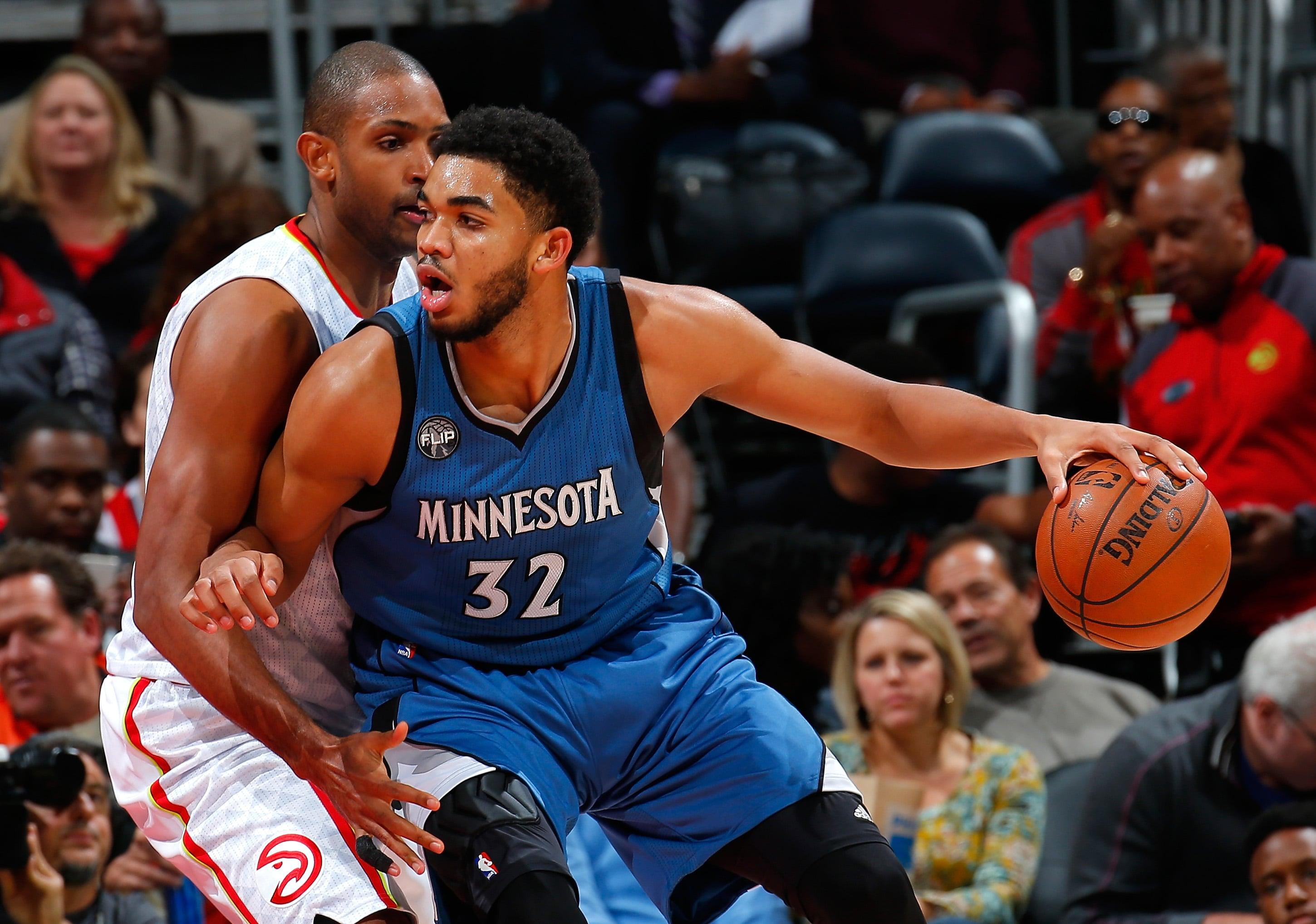 """Karl-Anthony Towns Pens Letter About Charlottesville Racism: """"This Is Nothing New In Our Country"""""""