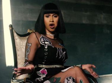 "Cardi B Goes Full Dominican on the Latin Trap Remix of ""Bodak Yellow"""