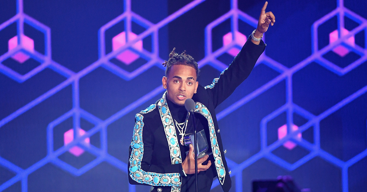 Ozuna Is YouTube's Most Streamed Artist of 2018 So Far