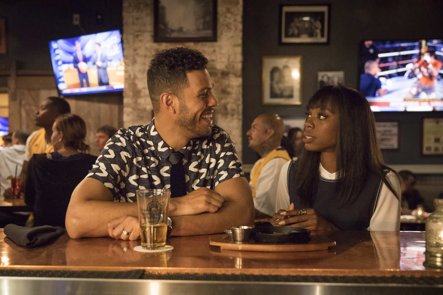 5 Times 'Insecure' Highlighted the Complicated Relationship Between African-Americans, Latinos and Afro-Latinos
