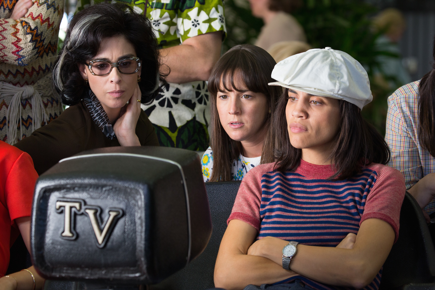 Actress Natalie Morales on Playing a Trailblazing 70s Latina Tennis Star in 'Battle of the Sexes'