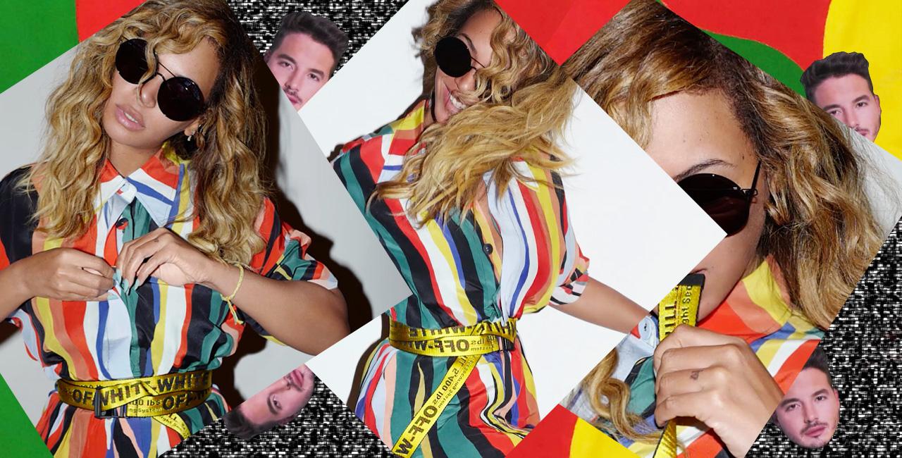 "No, Beyoncé Didn't Copy Bieber By Singing in Spanish on J Balvin's ""Mi Gente"""
