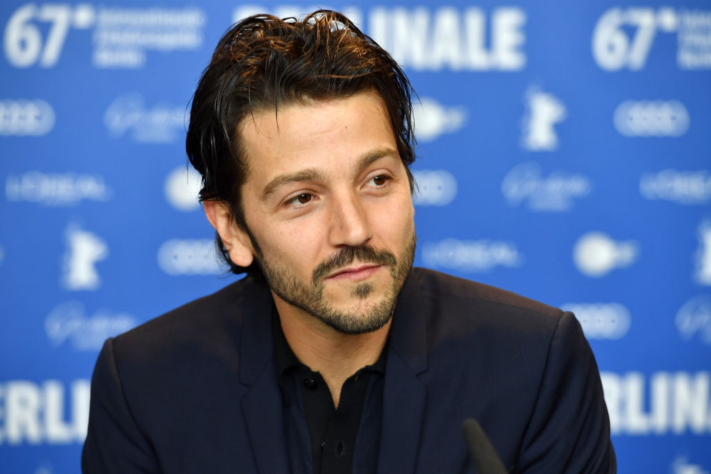 Diego Luna Worries About Mexico's Domestic Violence Problem Amid Calls for Coronavirus Self-Isolation
