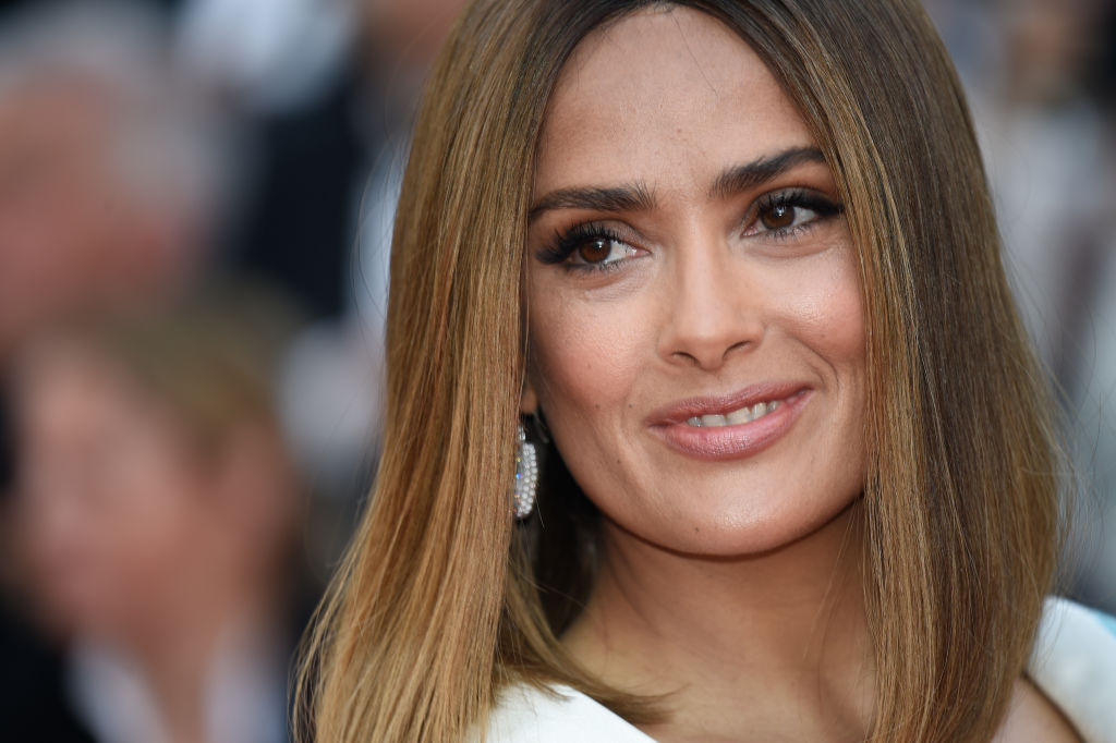 Salma Hayek to Produce Netflix Series About a Corrupt Family-Run Tequila Empire