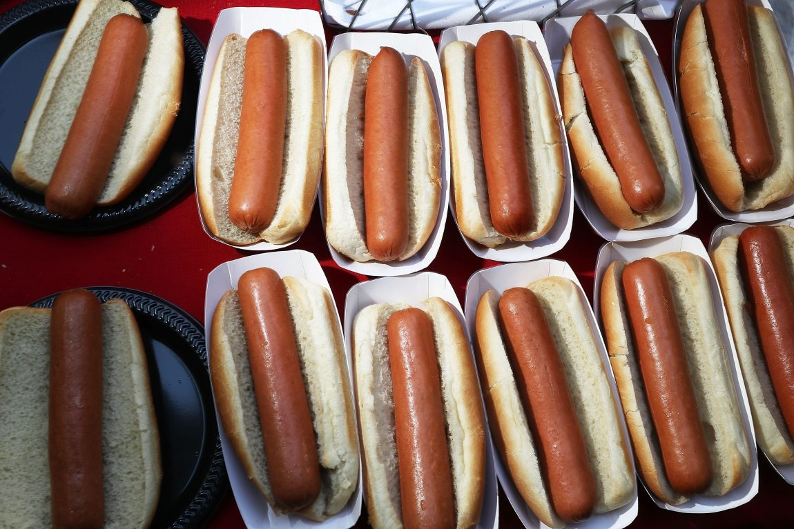 Hot dog crackdown turns $60 into $52000