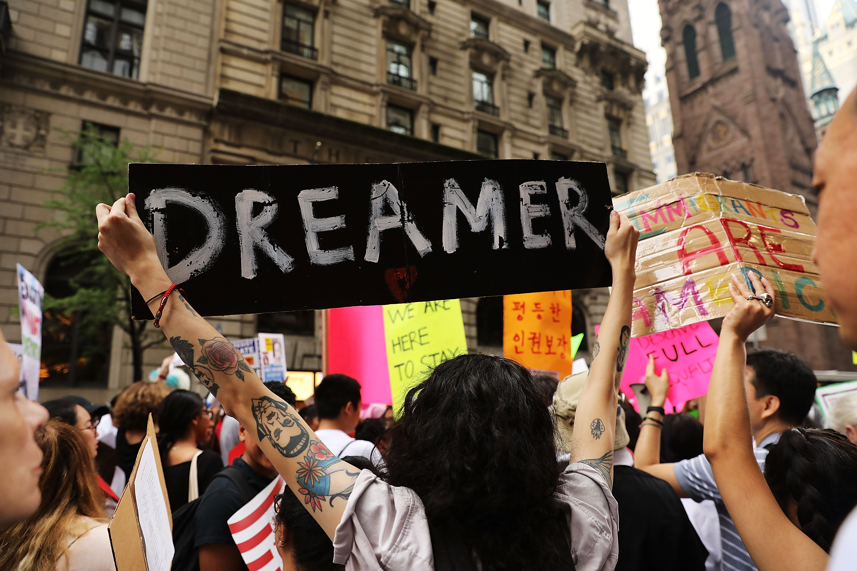 The Dream & Promise Act Would Protect 2.5M Immigrants. Here's Why Republicans Want to Block It