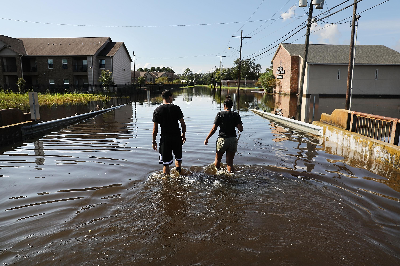 Texas' Undocumented Community Is Afraid to Seek Help in the Aftermath of Hurricane Harvey