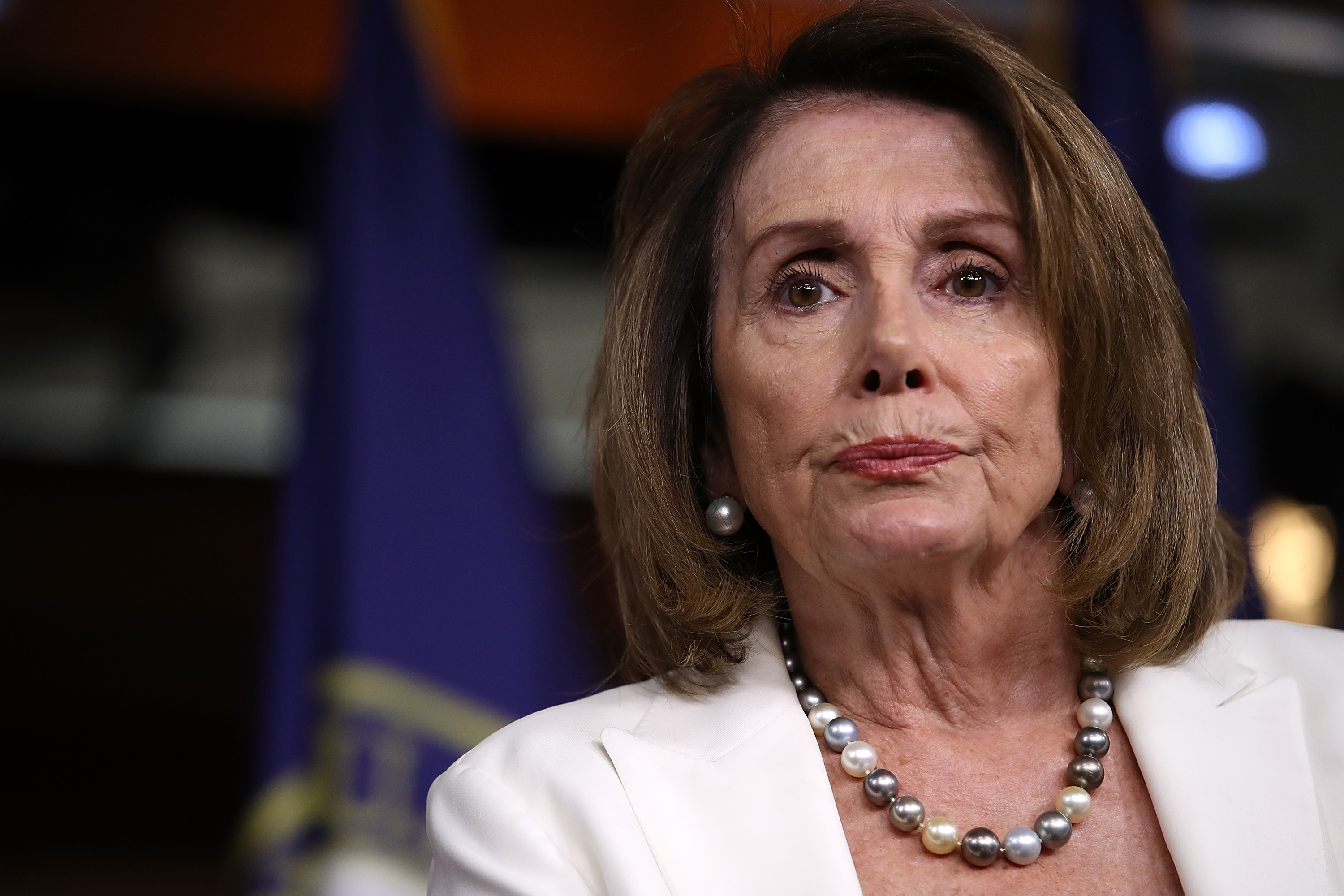Immigration Activists Turn Up the Heat With Confrontational Takeover of Pelosi News Conference