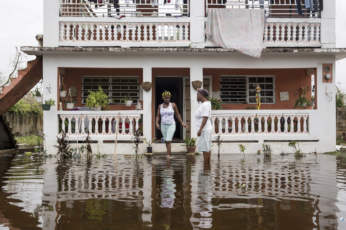 This Puerto Rican Town Went Viral For Its SOS Call After Maria. This Is Its Message Today