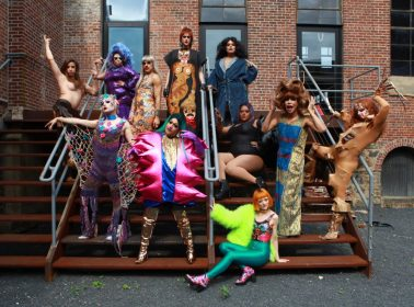 How Tejana Queen Horrorchata Helped Usher in Brooklyn's Drag Scene Explosion