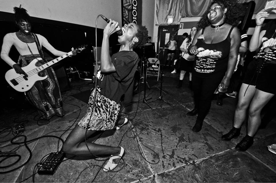 Black and Brown Punk Show Collective Is Battling the Whiteness of Chicago's Punk Scene