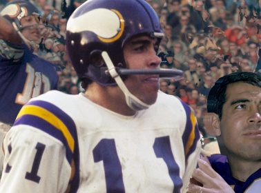 Why Does No One Remember Joe Kapp, the NFL's First Mexican-American Super Bowl Quarterback?