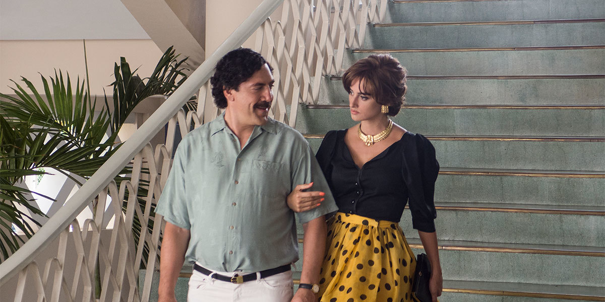 TRAILER: In 'Loving Pablo,' Penelope Cruz Is a Colombian Journalist Who Falls for Escobar