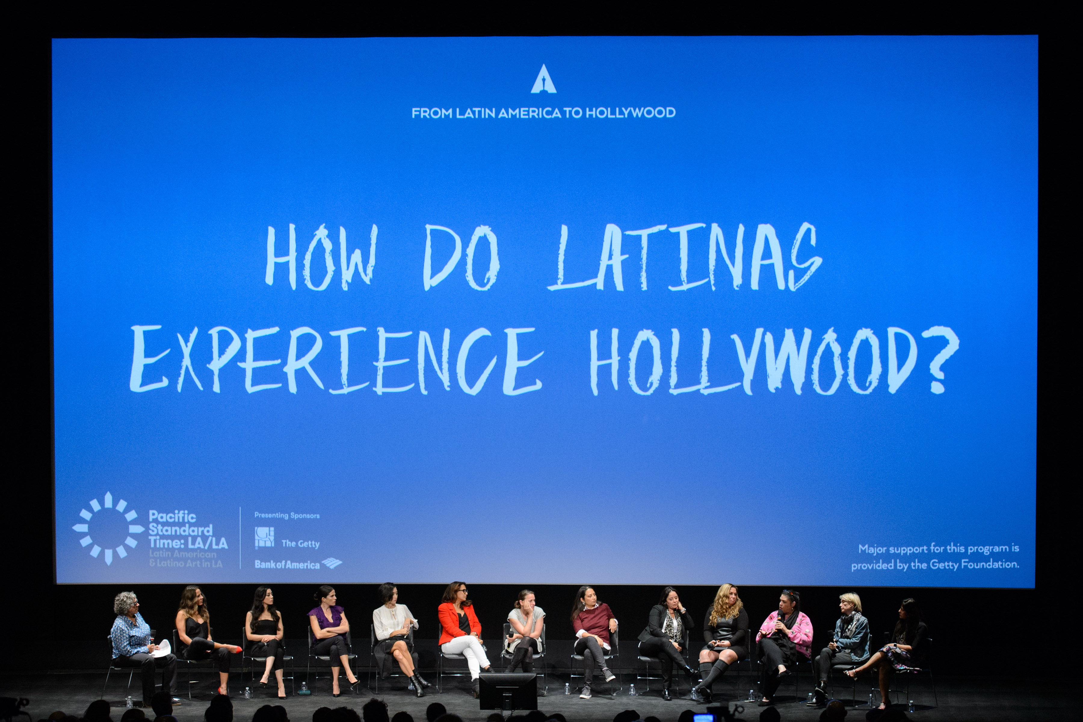 "The Academy Gathered a Powerhouse of Talent to Ask ""How Do Latinas Experience Hollywood?"""