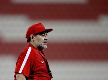 How Maradona Finally Found a Home Coaching in the United Arab Emirates' Second Division