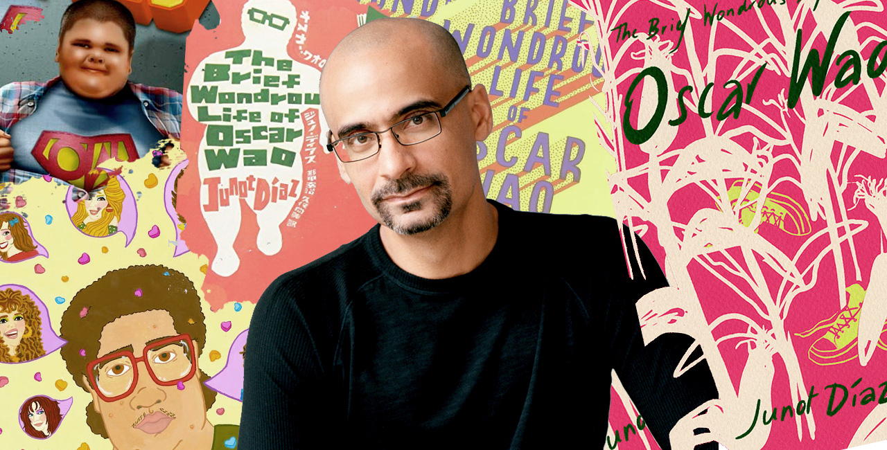 Here's Your Chance to Take a Fiction Writing Workshop Taught By Junot Díaz