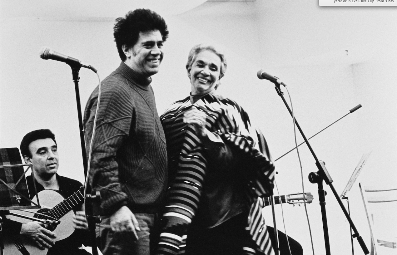 In Exclusive Clip From 'Chavela' Doc, Pedro Almodóvar Explains the Power of Chavela Vargas' Songs