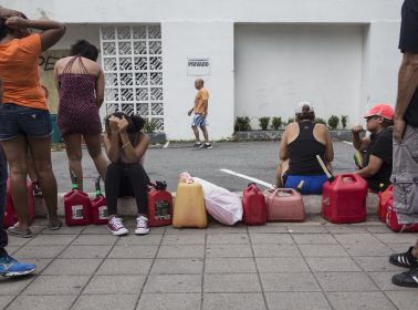 These Videos of ATM and Gas Station Lines in Puerto Rico Reveal an Increasingly Desperate Situation