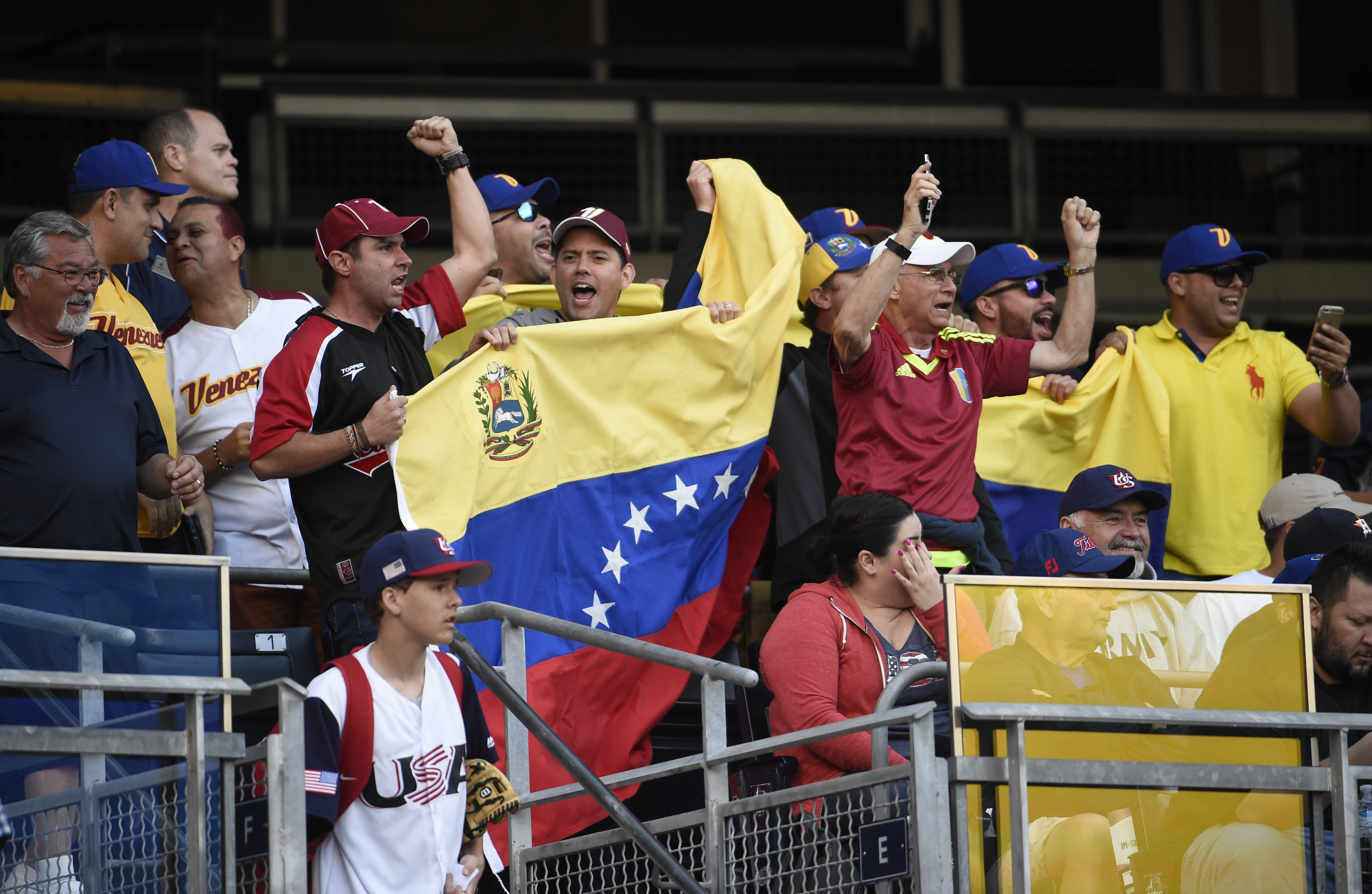 Venezuela Citizens Complain After Government Spends $10 Million on Baseball Instead of Food
