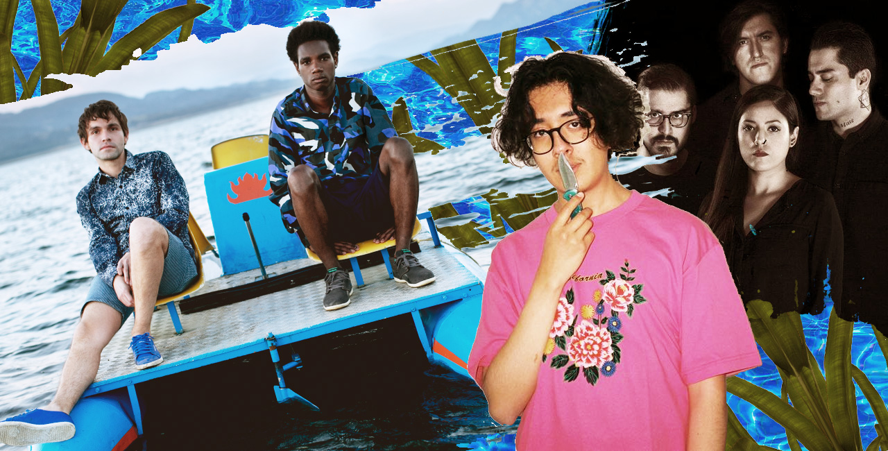 Say Goodbye to Summer With Boiler Room's NRMAL Baja Stream Feat. Cuco, Mint Field, and More