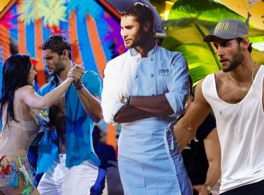 Peruvian Chef Who Went Viral For Shirtless Cooking Videos Is Competing on 'Mira Quien Baila' Shirtless