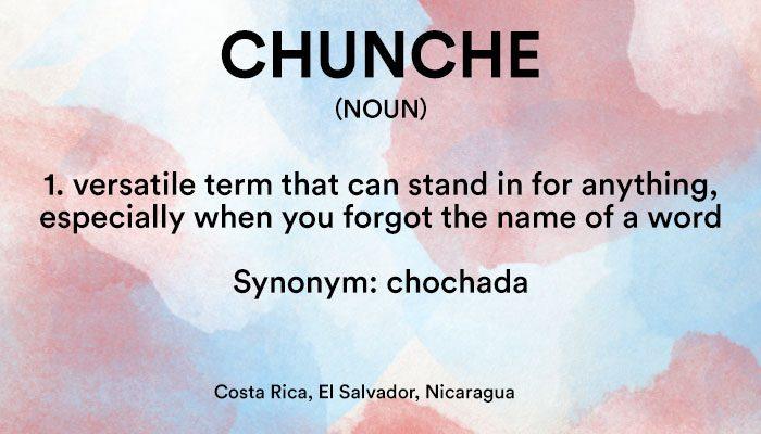chunche