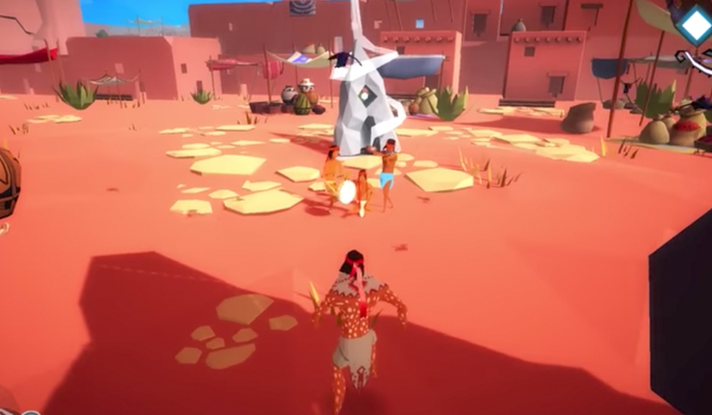 A New Video Game Centering Tarahumara Characters Is Coming to PS4, Switch and Xbox One in 2018