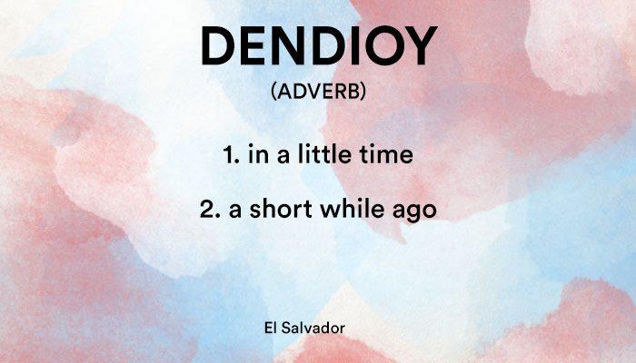 dendioy