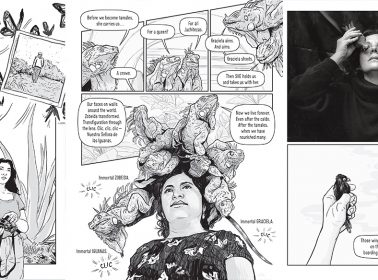 This Upcoming Graphic Novel Is an Ode to Mexican Photographer Graciela Iturbide