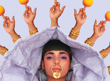 "Jarina de Marco's Massive New Single ""STFU"" is Like a NSFW Playground Rhyme"