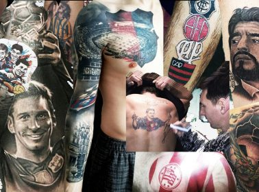 These 30 Tattoos Prove that Soccer Fans Are Extra as Hell